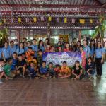 2018-10-27_CSR_กิจกรรมเลี้ยงอาหารกลางวันเด็กวัดบางเพลิง